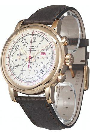 Chopard Mille Miglia pink gold watch