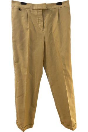 Hermès Straight pants