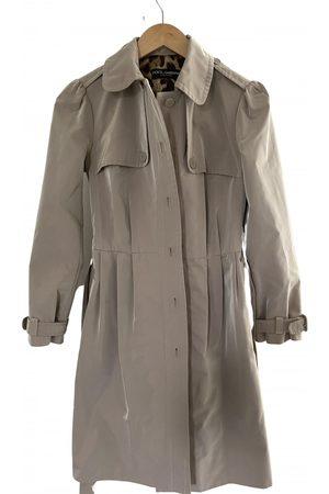 Dolce & Gabbana Women Trench Coats - Cotton Trench Coats