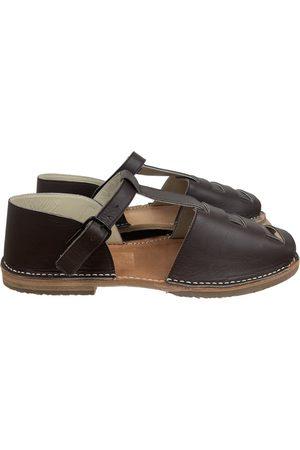 Hereu Leather sandals