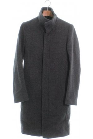 ATTACHMENT Grey Wool Coats