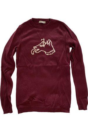 BELLA FREUD Women Sweaters - Burgundy Wool Knitwear