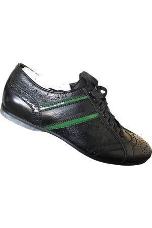 Miu Miu Men Shoes - Leather Lace UPS