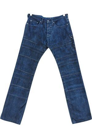 Neil Barrett Cotton Jeans