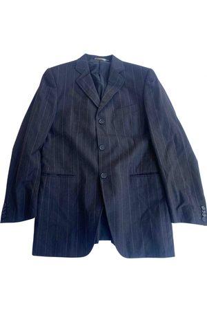 Dolce & Gabbana Navy Cotton Jackets
