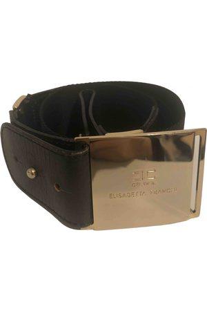 Elisabetta Franchi Women Belts - Cotton Belts