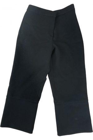 Oscar de la Renta Cloth straight pants