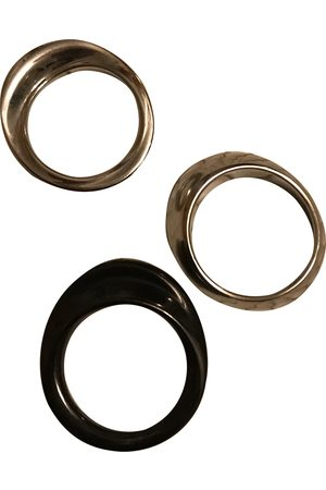 Calvin Klein Multicolour Metal Rings
