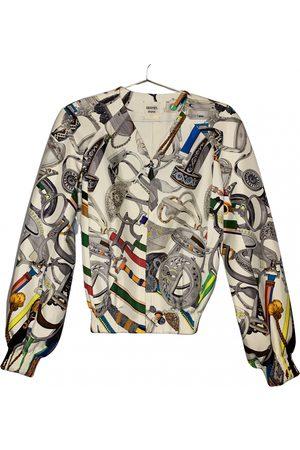 Hermès Women Jackets - Multicolour Silk Jackets