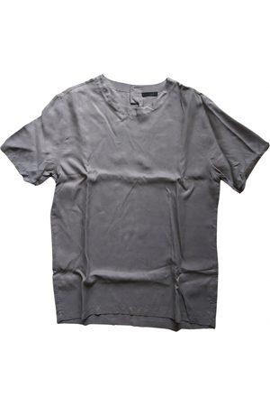 La Perla Grey Viscose Shirts