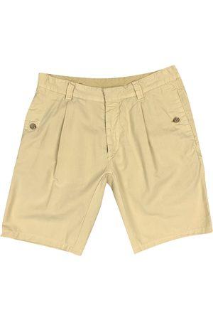 AUTRE MARQUE Khaki Cotton Shorts