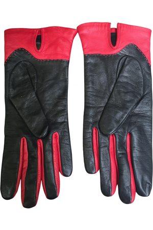 LANCEL Leather Gloves