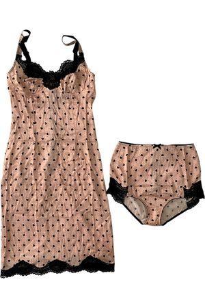 Dolce & Gabbana Women Lingerie Sets - Silk lingerie set