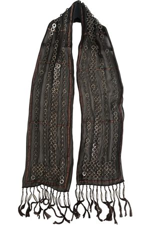 DRIES VAN NOTEN Silk Scarves