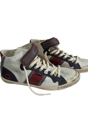 D.A.T.E. Men Sneakers - Leather Trainers