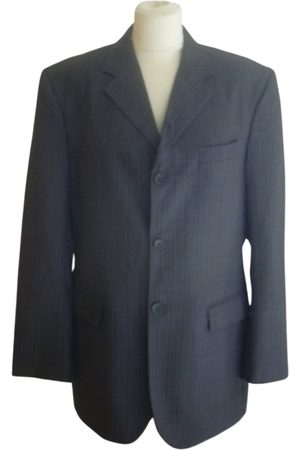 Cacharel Grey Wool Jackets