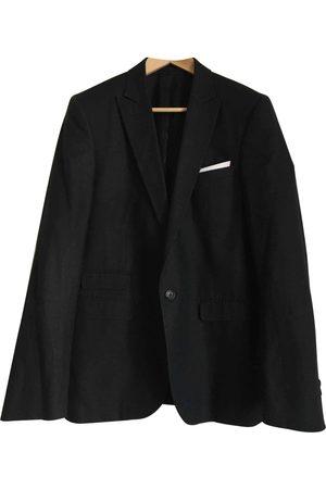 Neil Barrett Anthracite Cotton Jackets