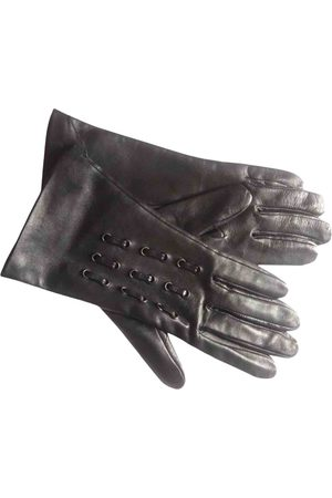 Paco rabanne Leather gloves