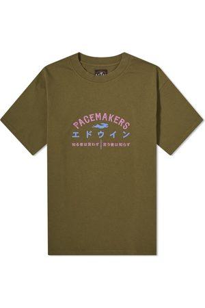 Edwin Men T-shirts - X Pacemaker Truth Tee
