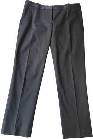 Miu Miu Women Pants - Cotton Trousers