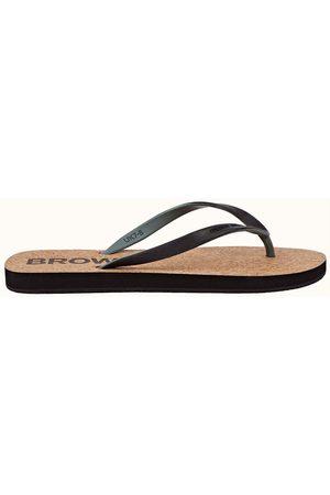 ORLEBAR BROWN And Sage Flip Flops