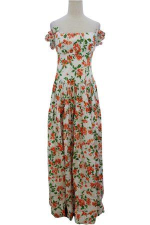 Caroline Constas Multicolour Cotton Dresses