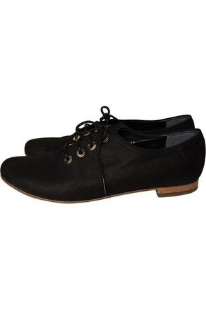 Gaspard Yurkievich Leather Lace UPS