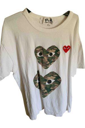 Play Comme des Garçons Men T-shirts - Cotton T-Shirts
