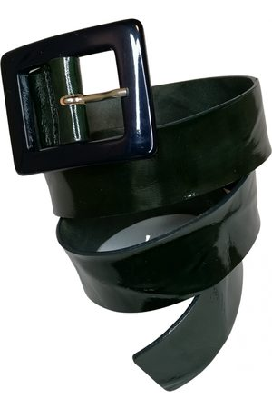 Stefanel Patent leather Belts