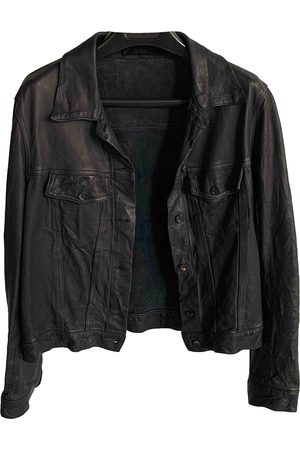 The Row Leather Leather Jackets
