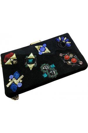Diane von Furstenberg Women Clutches - Velvet Clutch Bags