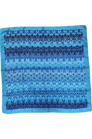 Missoni Turquoise Cotton Scarves