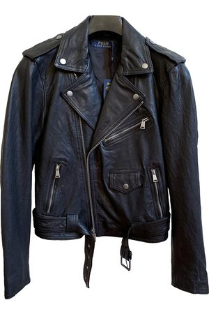 Polo Ralph Lauren Women Leather Jackets - Leather Leather Jackets