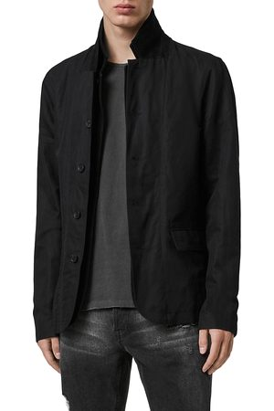 AllSaints Dunn Regular Fit Blazer