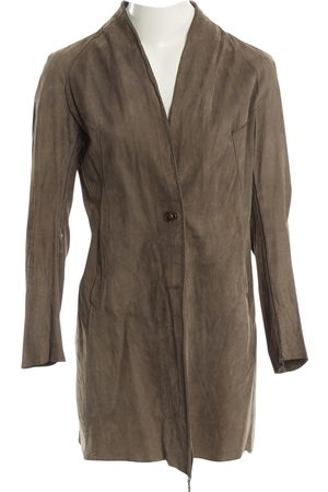 ISAAC SELLAM EXPERIENCE Suede Jackets