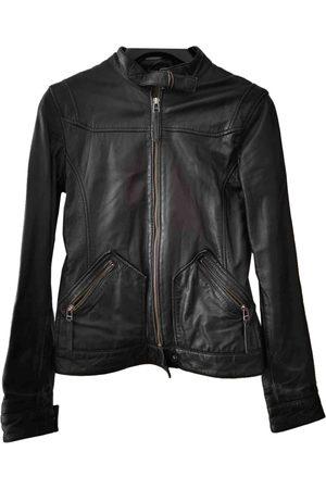 Samsøe Samsøe Leather jacket