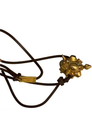 Dsquared2 Leather Necklaces