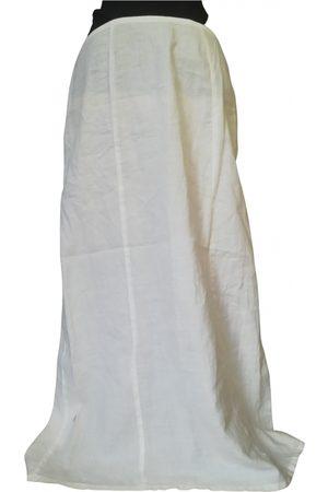 Benetton Linen Skirts