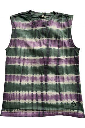 Isabel Marant Multicolour Cotton T-Shirts