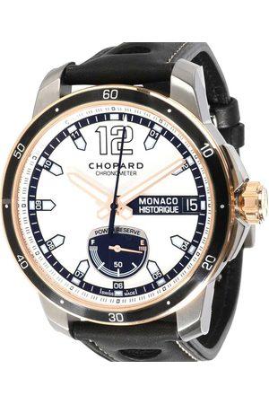 Chopard 18K Rose Gold And Stainless Steel Grand Prix de Monaco 168569-9001 Men's Wristwatch 44.5 MM