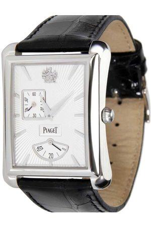 Piaget Men Watches - 18K White Gold Emperador GOA33069 Men's Wristwatch 29.5 MM