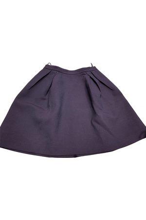 DICE KAYEK Wool mid-length skirt