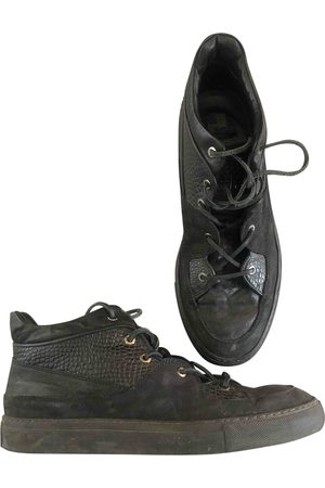 DIRK BIKKEMBERGS Leather Boots