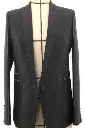 The Kooples Silk suit jacket