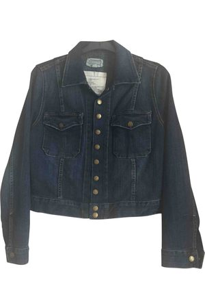 Current/Elliott Cotton Leather Jackets