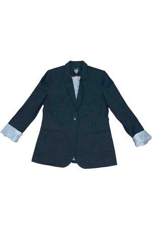 Burton Women Jackets - Navy Cotton Jackets