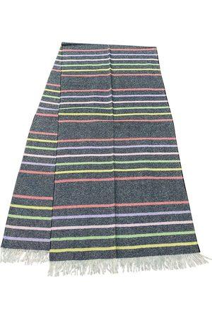 COLOMBO Grey Cashmere Scarves