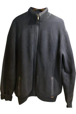 Bailey x Ugo Mozie Navy Cotton Jackets