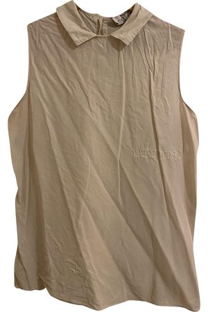 VALENTINO GARAVANI Women Tank Tops - Silk vest