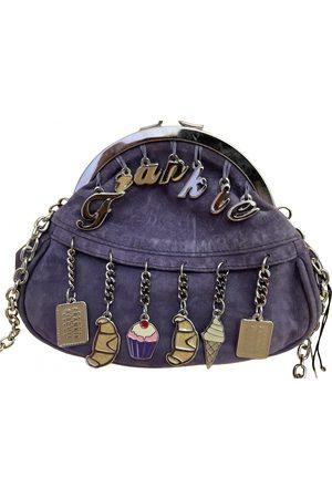 FRANKIE MORELLO Suede Handbags